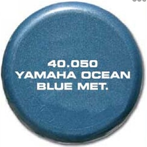 Yamaha Ocean Blue Metallic 40.050