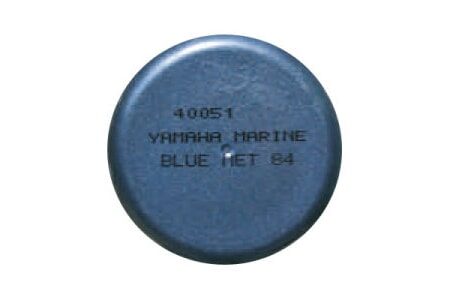 Yamaha Marine Blue Metallic 40.051