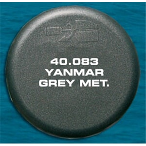 Yanmar Grey Metallic 40.083