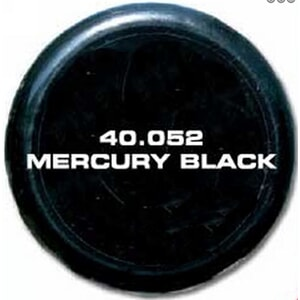 Mercury Black 40.052