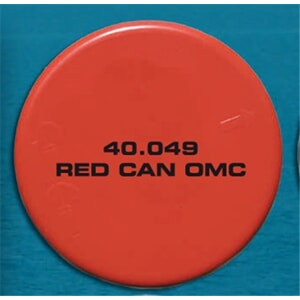 Red Can OMC 40.049