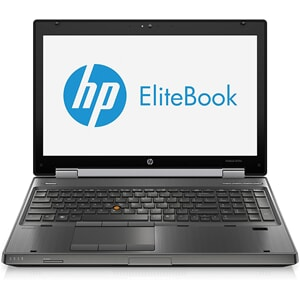 HP Elitebook 8570W i7-3520M 256SSD/8GB/DVDRW/W10
