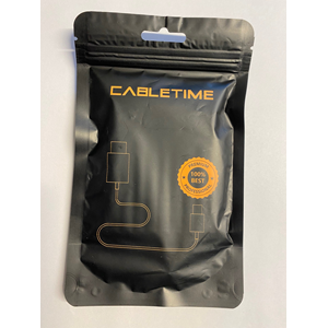 Cable Time 0,7Mtr. 40Gbps THUNDERBOLT3 CABLE