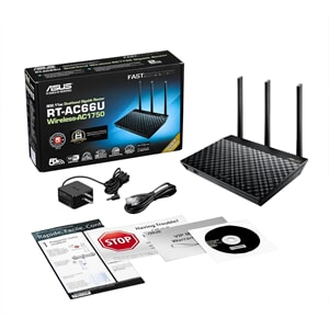 ASUS RT-AC66U 11AC AC1750 Router dual-Band