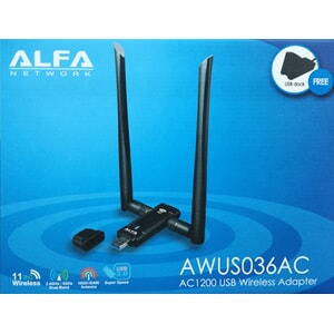 USB Wi-Fi Adapter Alfa