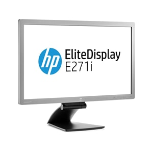 "HP Elitedisplay E271i 27"" IPS Skjerm 1920 x 1200 Full HD"