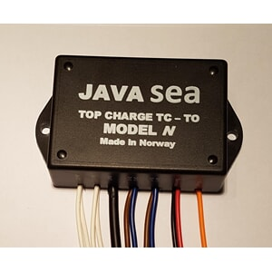 JAVA SEA TOP CHARGE TC-TO-N Lade Regulator