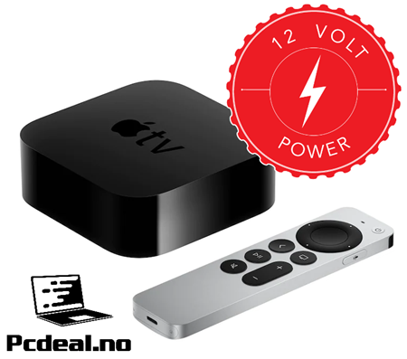 Apple TV Gen.4 HD 32GB 12Volt