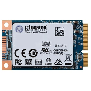 Kingston SSDNOW UV500 240GB mSATA SSD