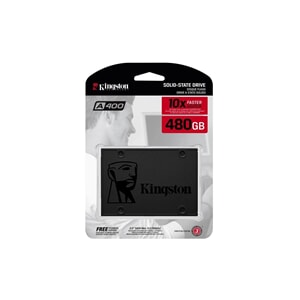 "KINGSTON 480GB SSDNow A400 SATA3 6Gb/s 2.5"" 7mm"