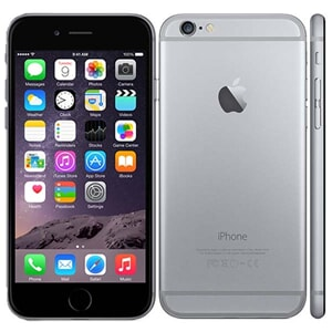 Apple iPhone 6 Space Gray 16GB