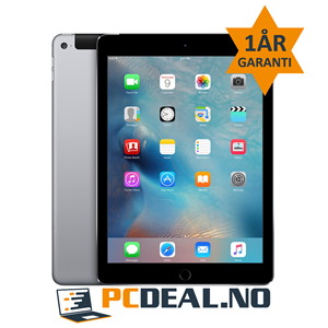 iPad Air 2 64GB Wifi+Cell Space Gray