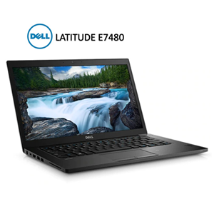 "Dell Latitude E7480 i7-7600U 16GB-RAM 512GB-SSD 14"" Full HD"