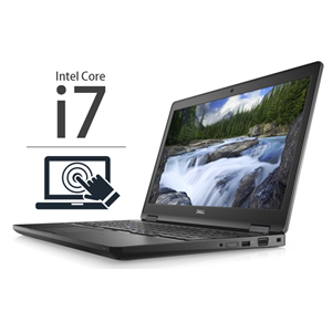 "Dell Precision 3520 i7 16GB-RAM 512GB-SSD 15.6"" Touch QM620"