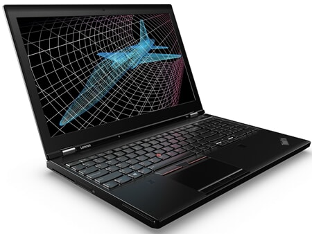 Lenovo ThinkPad P50 i7-6820HQ/16GB/256SD/CAM/M2000M/W10p