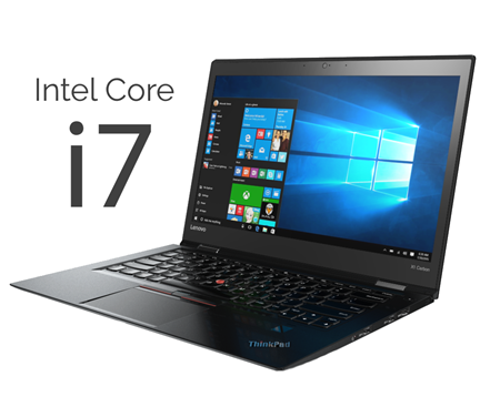 X1 Carbon Gen 4. Intel Core i7 256SSD 8GB-RAM 14""