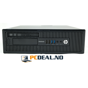 HP EliteDesk 800 G1 i7-4770/256SSD+500HDD/16GB/DVDRW/W10p