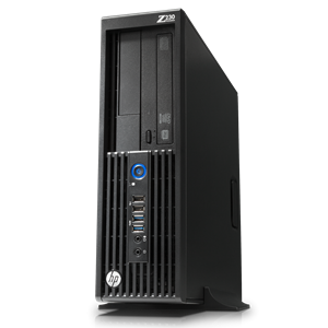 HP Z230 SFF i5 250SSD + 500HDD 8GB-RAM DVDRW Win 10