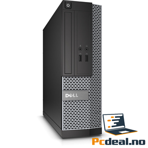 Dell OptiPlex 7010 SFF i5-3470 8GB/128GB/DVDRW