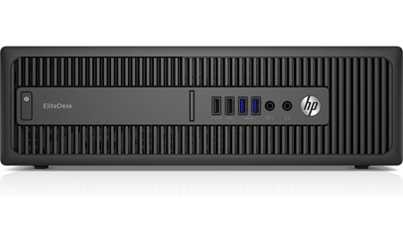 HP EliteDesk 800 G2 i7-6700/256SSD/500HDD/16GB/DVDRW/W10p