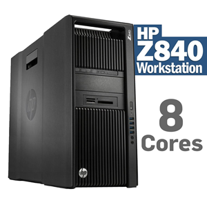 SUPERTILBUD HP Z840 Workstation/Server